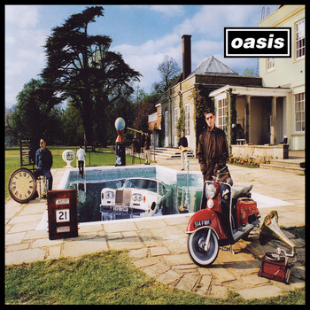 Oasis - Angel Child (Mustique Demo)