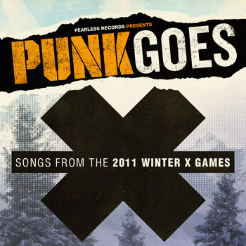 Various Artists - Punk Goes X: Songs From The 2011 Winter X-Games (Explicit)