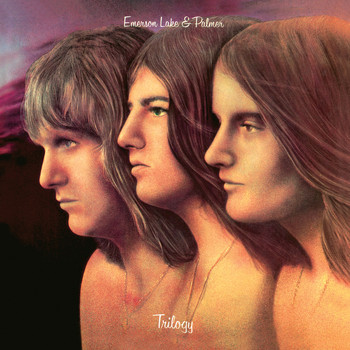 Emerson, Lake & Palmer - Trilogy