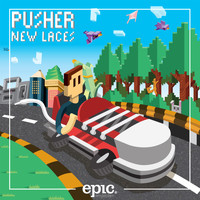 Pusher - New Laces EP (Explicit)