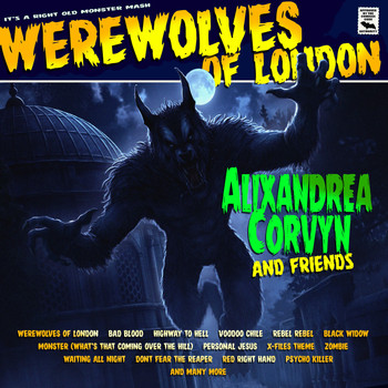 Various Artists - Werewolves of London