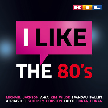 Various Artists - RTL I Like The 80s
