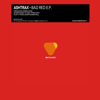 Ashtrax - Bad Red