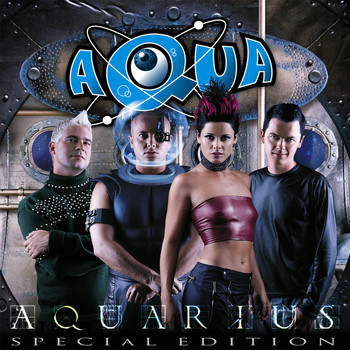 Aqua - Aquarius (Special Edition)