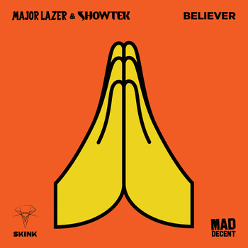 Major Lazer & Showtek - Believer