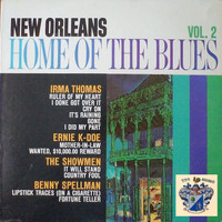 Irma Thomas - New Orleans, Home of the Blues Vol. 2