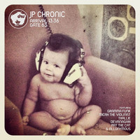 JP Chronic - Arrival 13:36 Gate 63 (Explicit)