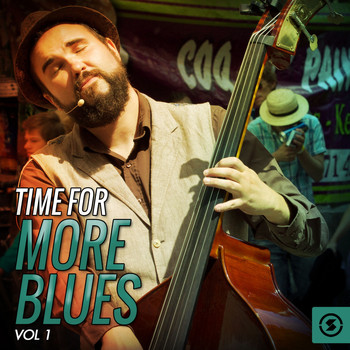 Various Artists - Time for More Blues, Vol. 1
