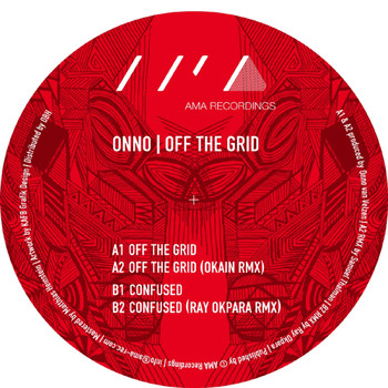 Onno - Off The Grid EP