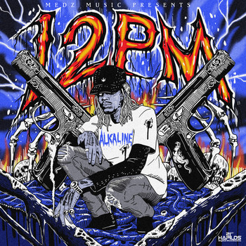Alkaline - 12pm (Living Good) - Single