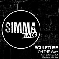 Sculpture - On The Way
