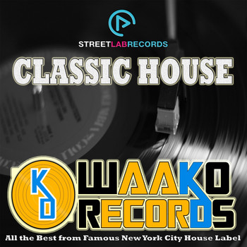 Various Artists - The Best of Waako Records: Classic House