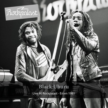 Black Uhuru - Black Uhuru (Live at Rockpalast, Essen 1981)