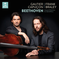 Gautier Capuçon - Beethoven: Complete Works for Cello & Piano
