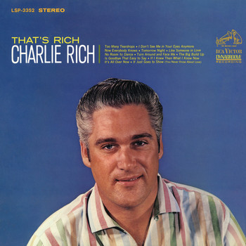 Charlie Rich - That's Rich