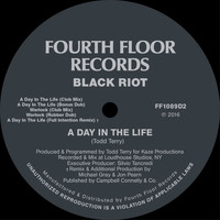 Black Riot - A Day In The Life