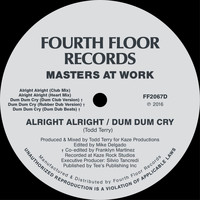 Masters At Work - Alright Alright / Dum Dum Cry