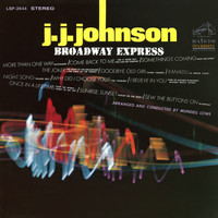 J.J. Johnson - Broadway Express