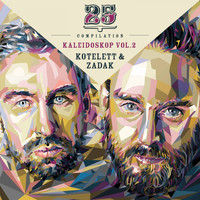 Kotelett & Zadak - Bar 25 Compilation: Kaleidoskop, Vol. 2 (Compiled by Kotelett & Zadak)