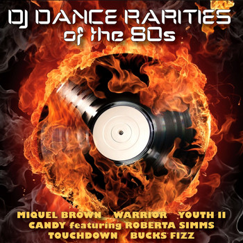Various Artists - DJ Dance Rarities of the 80s