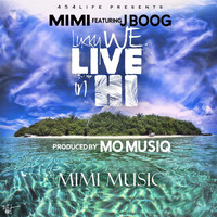 J Boog - Lucky We Live in H.I. (feat. J Boog)