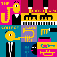 The Dutch Swing College Band - The Dutch Swing College Band (Live)