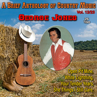 George Jones - A Brief Anthology of Country Music - Vol. 12/23