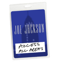 Joe Jackson - Access All Areas - Joe Jackson (Audio Version)
