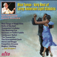 "Leroy Anderson - ""Blue Tango"" Very Best of Leroy Anderson"