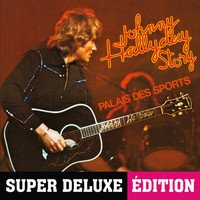 Johnny Hallyday - Palais des Sports 76 (Super Deluxe Edition)