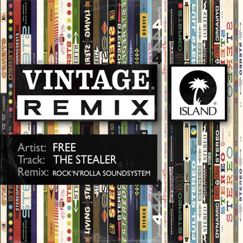 Free - The Stealer (RocknRolla Soundsystem Remix)