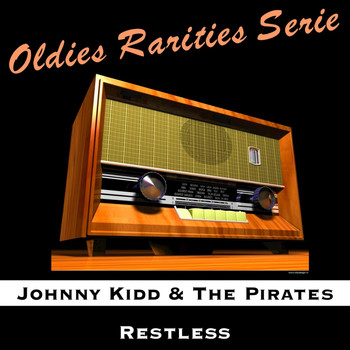 Johnny Kidd & The Pirates - Restless