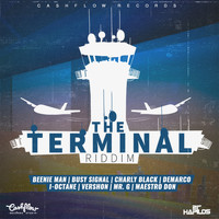 Various Artist - The Terminal Riddim (Produced by Cashflow Recordz)