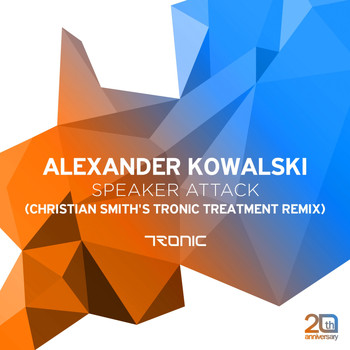 Alexander Kowalski - Speaker Attack (Christian Smith Remix)