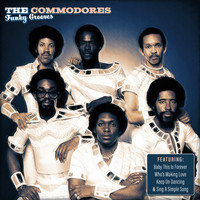 The Commodores - Funky Grooves