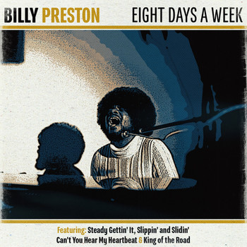 Billy Preston - Eight Days A Week