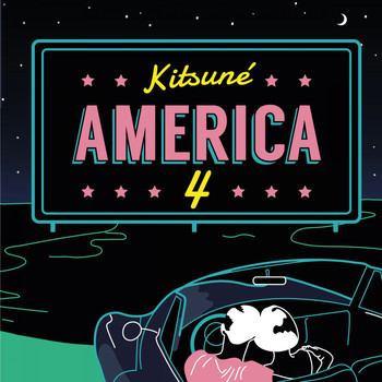 Various Artists - Kitsuné America 4