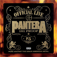 Pantera - Official Live: 101 Proof (Explicit)