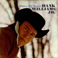 Hank Williams Jr. - Blue's My Name