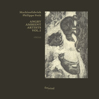 Machinefabriek & Philippe Petit - Angry Ambient Artists, Vol. 1