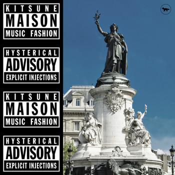 Various Artists - Kitsuné Maison Compilation 18: The Hysterical Advisory Issue (Explicit)