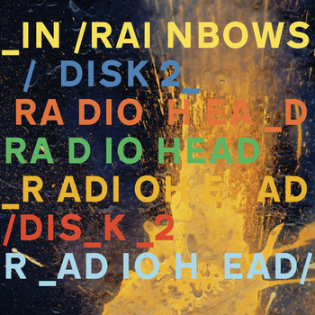 Radiohead - In Rainbows Disk 2
