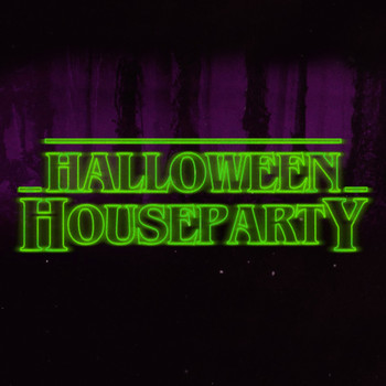 Various Artists - Halloween House-Party