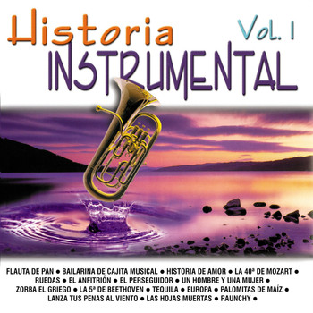 Various Artists - Historia Instrumental Vol. 1