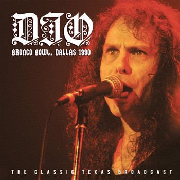 Dio - Bronco Bowl, Dallas 1990 (Live)