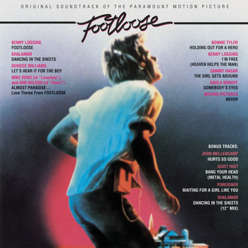Various Artists - Footloose (Original Motion Picture Soundtrack)