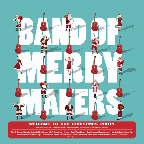 Band of Merrymakers MP3 Album Welcome to Our Christmas Party (Bonus Track Version)