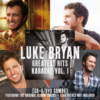 Luke Bryan - Greatest Hits Karaoke (Vol. 1)