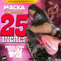 Macka Diamond - 25 Inches - Single