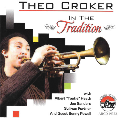 Theo Croker MP3 Track Black and Blue